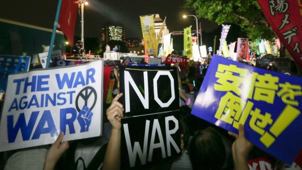 Anti-government protests are increasingly drawing a new generation of young demonstrators