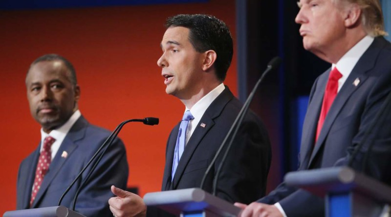 GOP presidential campaigns meet, demand modest changes to future debatesv