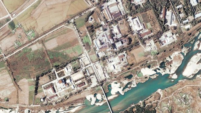 North Korea Yongbyon nuclear site 'in operation'
