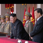 North korea and chinese official