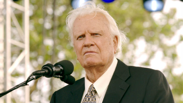 Billy Graham's Warning to American Churches: 'Prepare for Persecution'