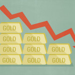 Gold price plummets to almost 6-year low (cnn.com)