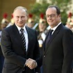Hollande Heads to Russia Seeking Anti-IS Coalition (dailymail.co.uk)