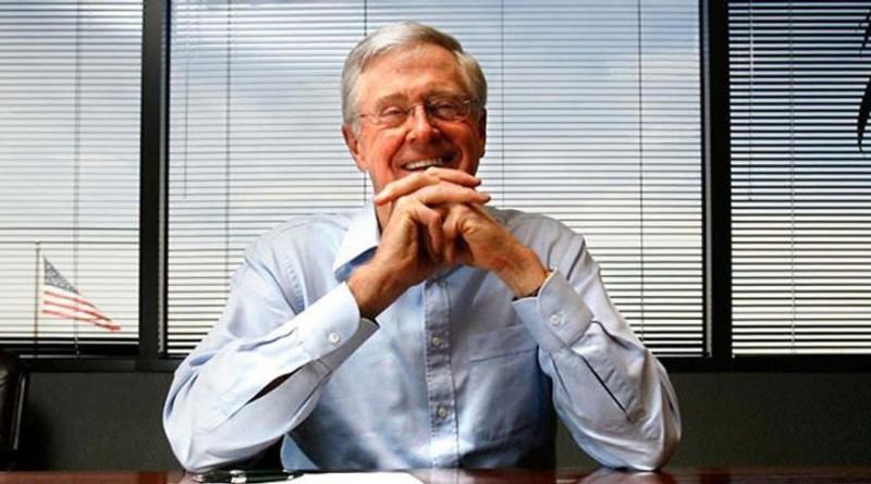 Koch brothers said they are failures at changing America