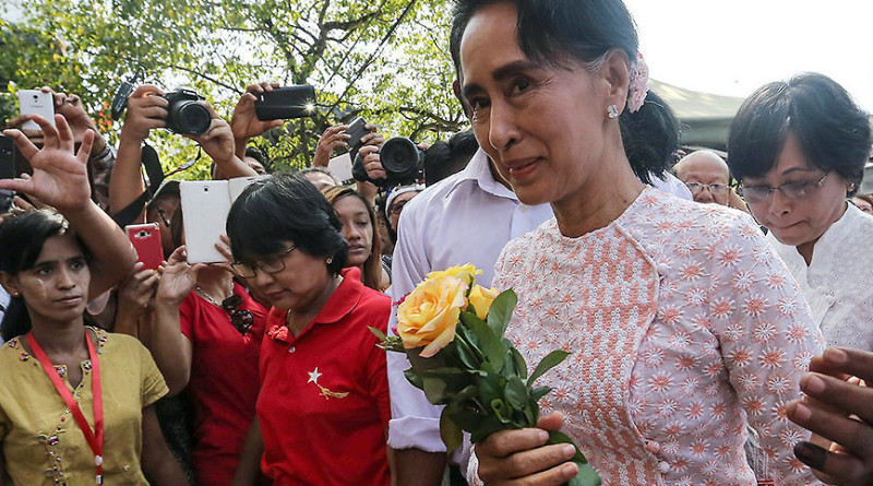 Myanmar's Election: Next Stop, National Reconciliation