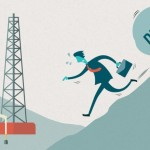 Oil company defaults are coming (CNN)