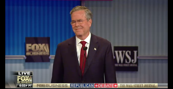 The Winners and losers from last GOP debate - Bush