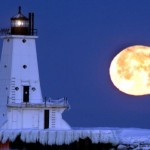 Christmas full moon to rise for first time this century