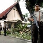 Indonesia dispatched 150,000 police to protect Churches for Christmas (www.worldmag.com)