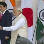 Japan, India Strengthen Ties With Series of Deals (Photo AP)