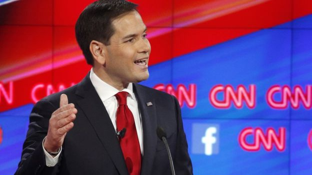 Republican debate Winners and losers (AP)