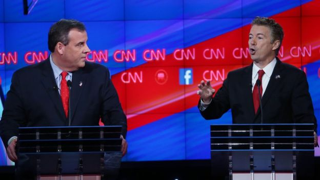 Republican debate Winners and losers