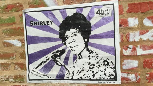 Before Hillary Clinton, there was Shirley Chisholm 5