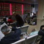 Chinese markets mixed after global selloff