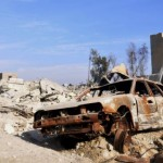 IS expands car bomb attacks from Iraqi desert