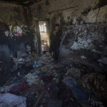 Israel indicts Jewish extremists in deadly arson (Atef Safadi, epa)