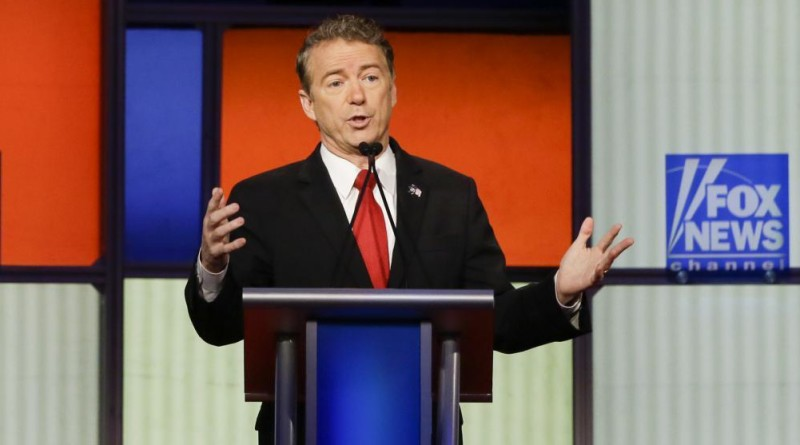 Rand Paul was the only Republican to have a good debate