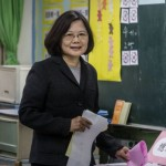 Taiwan's ruling Nationalist Party defeated