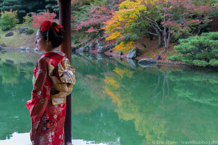 10 amazing places in Japan 7