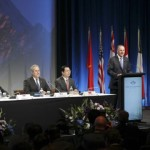 12 Pacific nations sign free trade agreement