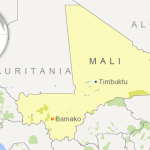 Attack targets UN base in Northern Mali