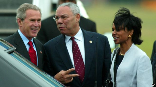 Classified information found in personal emails of Powell, aides to Rice