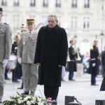France welcomes Castro for historic State visit