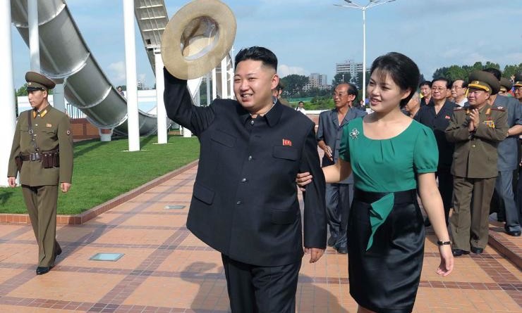 North Korea's first lady Ri Sol Ju disliked for her lavish lifestyle