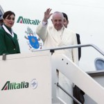 Pope heads to Mexico and Cuba