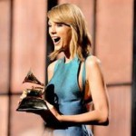 Taylor Swift, Mark Ronson, and Bruno Mars win at the Grammy Awards (www.thehollywoodgossip.com)