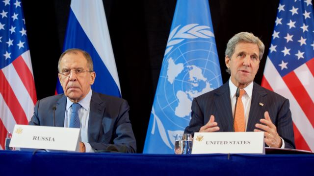 World powers agree to Syria ceasefire
