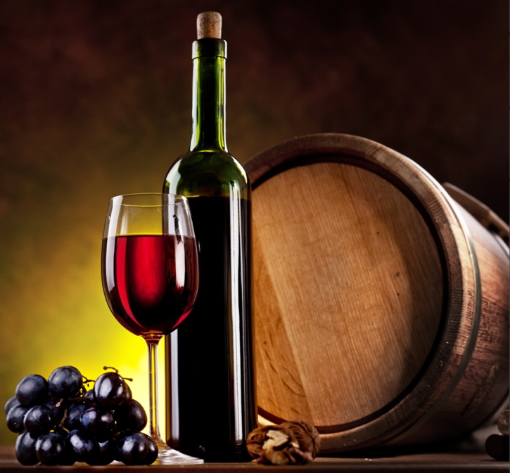 12 Foods That Lower Cholesterol Naturally red wine