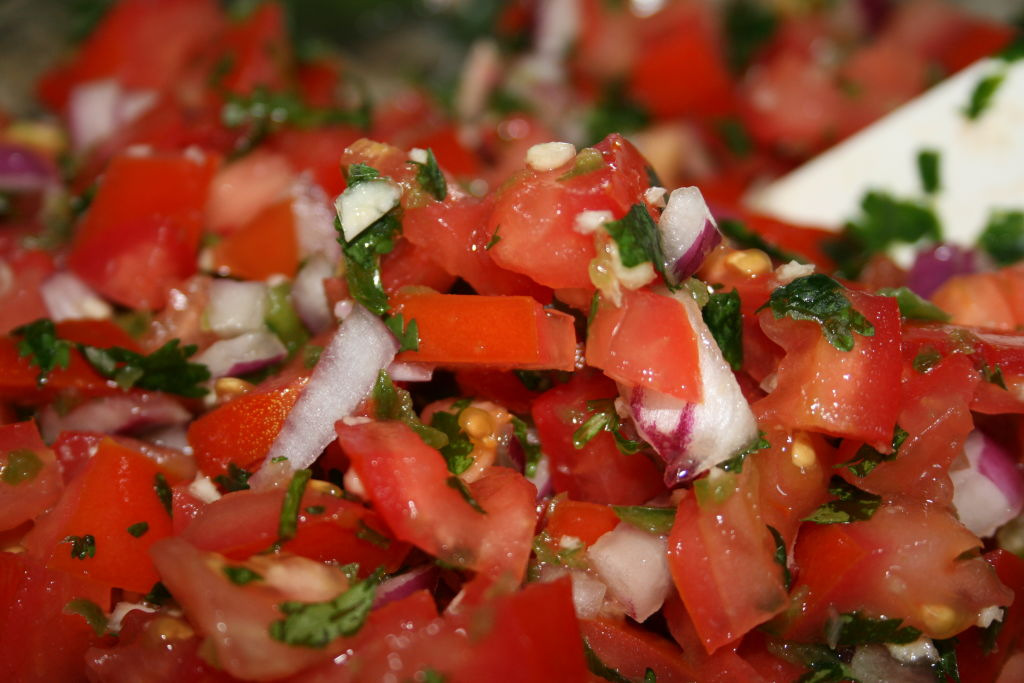 Eat and Lose Weight 10 Foods That Help Losing Weight Salsa