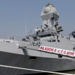 India rejects joint naval patrols in South China Sea