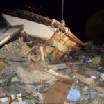At least 9 dead Japan's earthquake