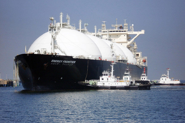 First US gas shipment arrives Portugal