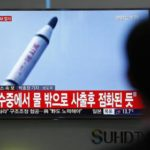N Korea test submarine-fired missile