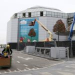 Brussels Airport terminal reopens