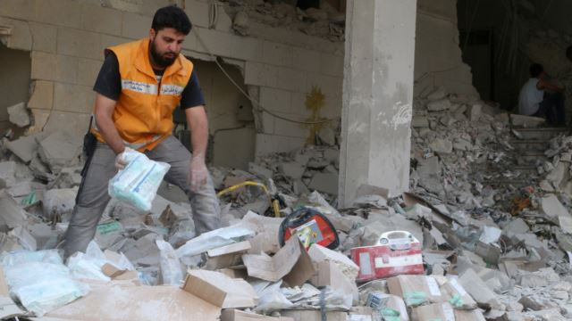 Progress on Syria cease-fire