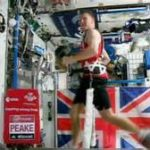 British astronaut Tim Peake back to earth