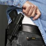 Ruling on concealed weapons in California