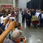 Thousands gather for Muhammad Ali funeral