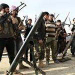 US supported groups attack IS stronghold in Syria