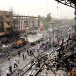 At least 215 killed in Iraq bombing