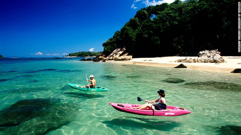 Lonely Planet's top Asia spots for 2016