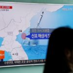N Korean submarine missile launch fails
