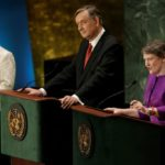 Race for new UN Chief