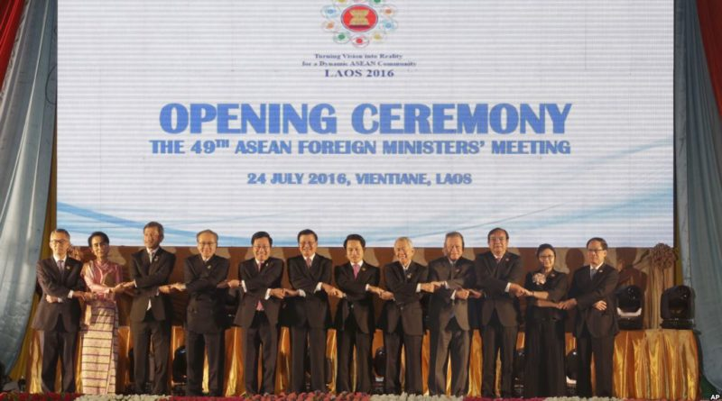 US Increases diplomatic efforts in ASEAN meetings