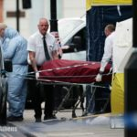 American killed in London knife attack