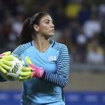 Hope Solo suspended for 6 months